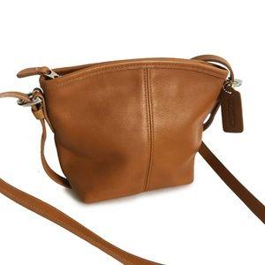 Coach Mini Soho Basket Bag Crossbody Style 4107